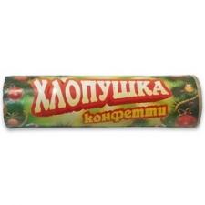 ХЛ-КА 100мм., конфетти  ЧЛ100к