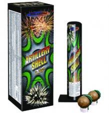Фестивальные шары Artillery shell