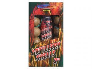 Фестивальные шары Artillery shells 2
