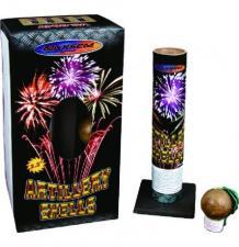 Фестивальные шары Artillery shells 2,5