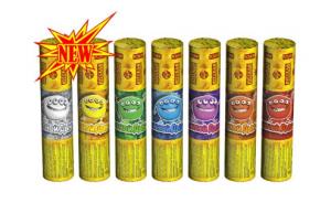 РС3490 Цветной дым (цвета: красный, оранжевый, зеленый, желтый, синий, фиолетовый, белый)